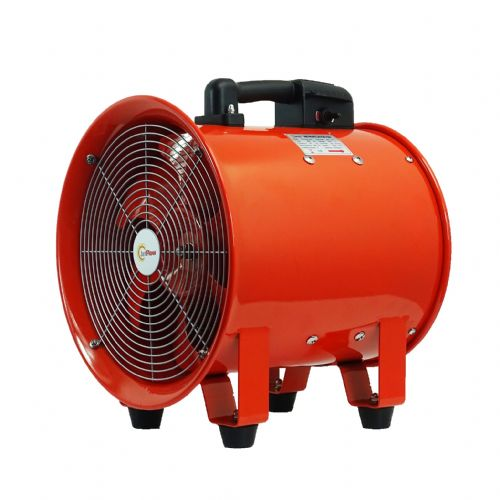 "Olympus JetFlow OLYC30/110 Ventilator And Extractor Fan 300mm 12"" 3600m3/hr 110V~50Hz"